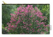 Crepe Myrtle Tree 2 Carry-all Pouch