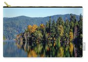 Crescent Lake Fall Colors Carry-all Pouch