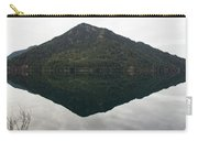 Crescent Lake Reflection Carry-all Pouch