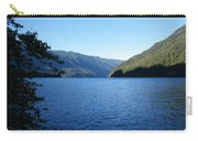 Crescent Lake, Washington Carry-all Pouch