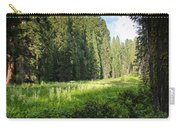 Crescent Meadow In Sequoia Carry-all Pouch