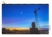 Crescent Moon Beside Mars Carry-all Pouch