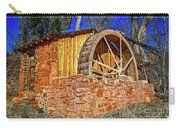 Crescent Moon Ranch Water Wheel Carry-all Pouch