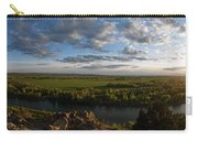 Cress Creek View Carry-all Pouch