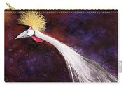 Crested Bird Carry-all Pouch
