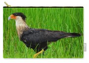 Crested Caracara 2 Carry-all Pouch