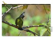 Crested Finchbill 2 Carry-all Pouch