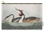 Crested Grebe Carry-all Pouch