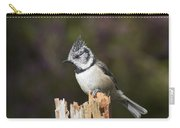 Crested Tit Carry-all Pouch