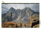 210925-crestone Needle And Peak  Carry-all Pouch