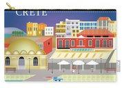 Crete Greece Horizontal Scene Carry-all Pouch