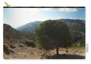 Crete Inland View Carry-all Pouch