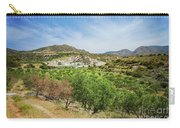 Crete Olive Grove Carry-all Pouch