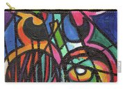 Creve Coeur Streetlight Banners Whimsical Motion 19 Carry-all Pouch