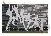 Cricket Art Sculpture Southampton Carry-all Pouch