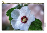 Crimson-eyed Rosemallow Carry-all Pouch