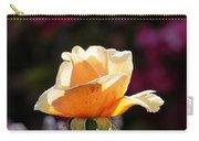 Crimson Gold Lavender Carry-all Pouch