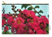 Crimson Jacaranda Blooms Carry-all Pouch