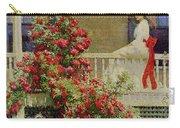 Crimson Rambler Carry-all Pouch by Philip Leslie Hale