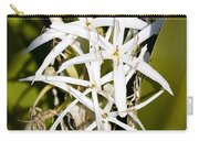 Crinum Spiderlily Flower Carry-all Pouch