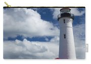 Crisp Point Lighthouse 7 Carry-all Pouch