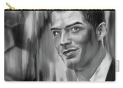 Cristiano Soccer Player 01 Carry-all Pouch