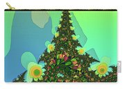 Cristmas Tree 2 Carry-all Pouch