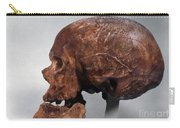 Cro-magnon Skull Carry-all Pouch