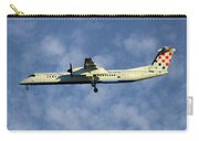Croatia Airlines Bombardier Dash 8 Q400 Carry-all Pouch