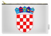 Croatia Coat Of Arms Carry-all Pouch