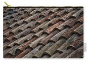 Croatian Roof Tiles Carry-all Pouch