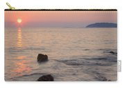 Croatian Sunsets Carry-all Pouch