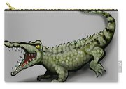 Crocodile Carry-all Pouch