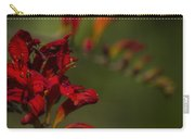 Crocosmia No. 1 Carry-all Pouch