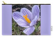 Crocus Explosion Carry-all Pouch