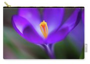 Crocus Glow Carry-all Pouch