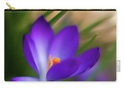 Crocus Light Carry-all Pouch