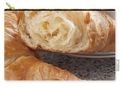 Croissants And Coffee Carry-all Pouch