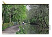 Cromford Canal - Tree Lined Walk Carry-all Pouch