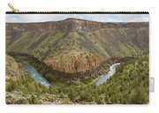 Crooked River Gorge Carry-all Pouch