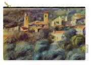 Cros De Cagnes 1905 Carry-all Pouch