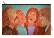 Crosby, Stills, Nash And Young Carry-all Pouch
