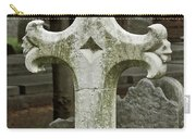 Cross Of Old Carry-all Pouch