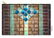 Cross On The Wall Carry-all Pouch
