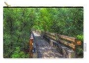 Cross Over The Bridge - Sedona Arizona Carry-all Pouch
