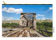 Cross The Bridge Carry-all Pouch