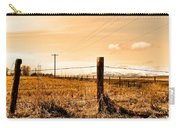 Crossed Wires Carry-all Pouch