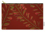 Crossing Branches 15 Carry-all Pouch