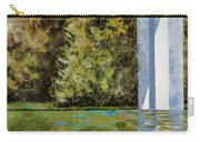 Crossing Lake Mendocino  Carry-all Pouch