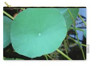 Crossing The Lily Pond Outback Number One Carry-all Pouch